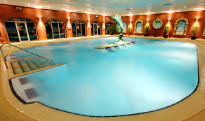 Hydrotherapy Spa Pool