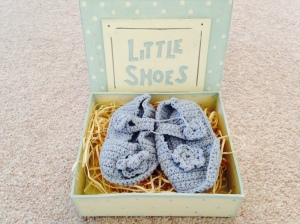'Just for Show' Baby Shoes!